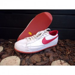Nike sneakers and Vibram...
